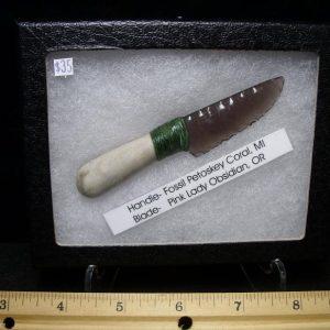 Knapped Knives