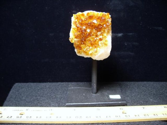 Citrine Mineral Specimen